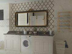 """Какой декор вы бы хотели видеть в своей ванной?  Аромасвечи? Вязаная корзинка для кремов? Живой цветок?  ~~~  Ванная от дизайнера Юлии✌ в ЖК """"Ривьера"""" 😉   #декохата #дизайнинтерьераниколаев #дизайнванной #дизайн_николаев #ваннаямечты #деталиинтерьера #дизайнеринтерьера #дизайнинтерьераукраина"""