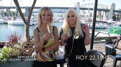 Especial Susana y Luisana Lopilato - HOY 22:15 hs. por Telefe.