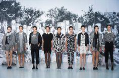 Paris Fashion Week. Devastee Spring Summer 2014 collection