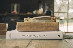 West Elm: Gathering at the Kinfolk Table.