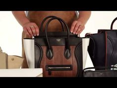 How To Tell If Your Céline Handbag Is The Real Thing