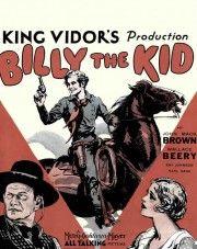 Affiche Billy The Kid
