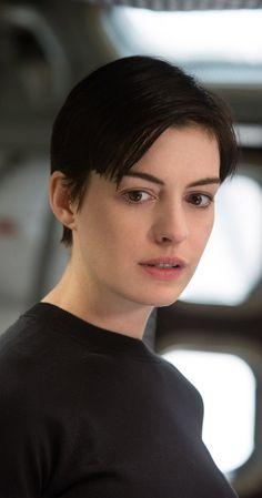 Still of Anne Hathaway in Interstellar (2014)