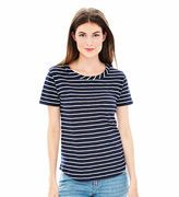 joe fresh short sleeve striped crewneck tee - Google Search