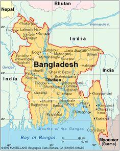 Queda de meteorito cria pânico em Bangladesh