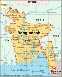 Bangladesh lesson with books, recipe, and more