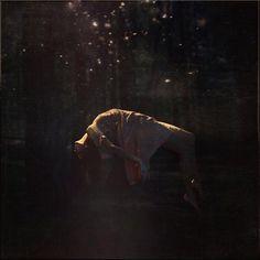 Distorted Gravity - Experimental Photography by Anka Zhuravleva