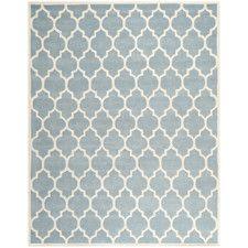 Area Rugs - Color: Blues-Gray & Silver | Wayfair