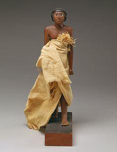 Szobrocska Wah [Egyptian; A sírból a Wah, Nyugat-Théba] (20.3.210) | Heilbrunn Timeline of Art History | A Metropolitan Museum of Art