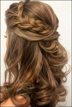 Amazing wedding hairstyles for medium hair 41 | Medium hair ...