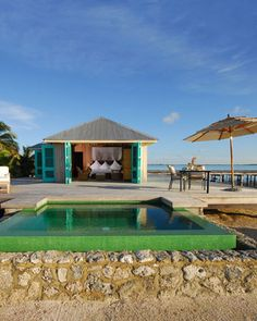 Cayo Espanto, Belize (private island with private butler)
