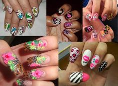 Betsey nails.