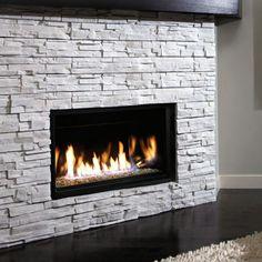 Kingsman ZDVRB3622 Zero-Clearance Direct Vent Gas Fireplace