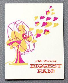 punny, retro valentine's day cards.