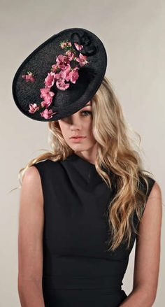 Daisy Daisy Bespoke Millinery - Spring/Summer Collections. #passion4hats