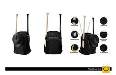 EvoShield Bat Pack on Behance