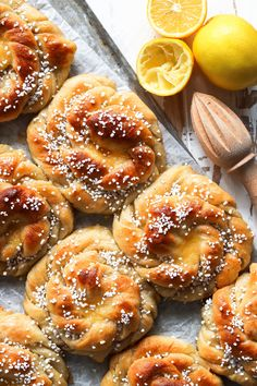 Cookie Desserts, Dessert Recipes, A Food, Food And Drink, Beautiful Buns, Swedish Recipes, Cooking 101, Bread Baking, Baking Recipes