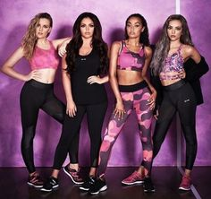 Little Mix Usa Pro Collection 2016 Little Mix Outfits, Little Mix Jesy, Little Mix Girls, Jesy Nelson, Perrie Edwards, Damien Rice, Little Mix Photoshoot, X Factor, Outfits