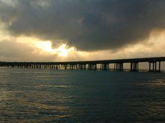 Fantastic Picture of the Destin bridge