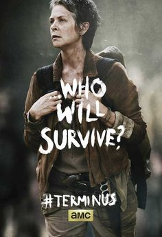 The Walking Dead- Terminus: I hope they all make it out of there, Carols gonna save the day hopefully