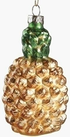 Williamsburg Pineapple Ornament | Pineapples | Pinterest ...