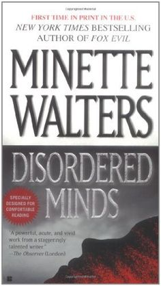 Disordered Minds by Minette Walters,