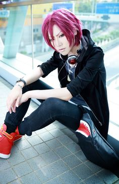 Hot rin cosplay