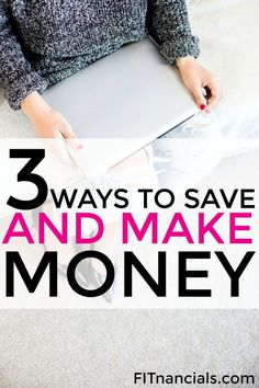 how to make and save money as a student