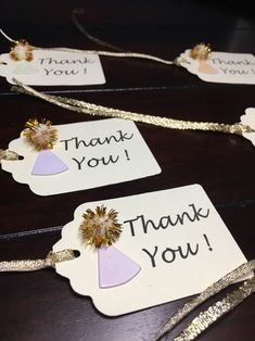 Party hat tags, Thank You birthday tags, Cute birthday gift tags, birthday party favor tags, birthday hat tags, thank you -9/order Cute Birthday Gift, Birthday Tags, Birthday Party Favors, Birthday Parties, Party Favor Tags, Gift Tags, Food Tent, Food Labels, Party Hats