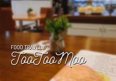 My first time at TooTooMoo! :D #blog #foodblogger #foodtravel #kulinersurabaya #food #foodie
