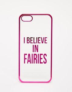 ASOS | ASOS - I Believe - Coque pour iPhone 5 chez ASOS
