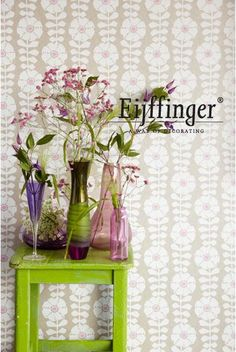 Flamenco Wallpaper by Eijffinger (320711) On Sale was $258.00 now $199.00 per roll.  Wallpapershop / Murrays Interiors