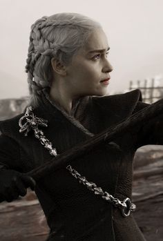 Daenerys Targaryen (7x4) game of thrones season 7 episode 4, Emilia Clarke