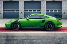The updated Porsche 911 GT3 RS gains additional power and downforce ahead of Geneva debut
