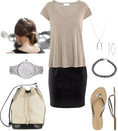 """Wearing Today"" by bluehydrangea on Polyvore"