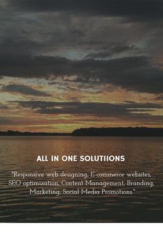 #One_place complete solutions to set your business online.