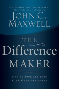 The New ROI: Return On Individuals - Chapter 2: What Defines a Difference Maker?