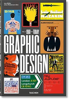 In this second volume, Jens Müller rounds off the most comprehensive exploration of graphic design to date in this visual map through history. Stefan Sagmeister, Massimo Vignelli, Megan Hess, Graphic Design Books, Graphic Design Inspiration, Illustration Inspiration, Buch Design, My Design, Layout Design