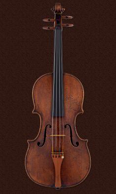 A violin by Francesco Goffriller, 1726