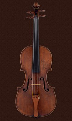 A violin by Francesco Goffriller, 1726