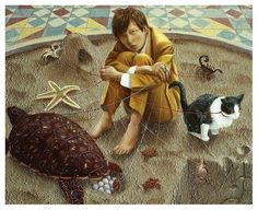 Artist Tokuhiro Kawai