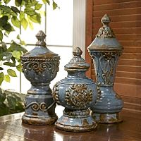 Old Mediterranean Home Decor Accents | Tuscan Home Decor:Decorative Accents