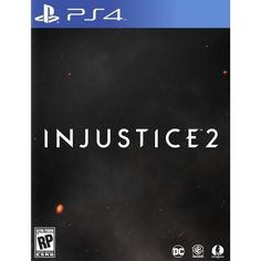 Injustice 2 (PS4) - Walmart.com