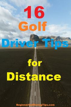 Explosive Golf Drives - Beginner Golf Swing Tips Golf Driver Tips, Golf Drivers, Driving Tips, Golf Tips For Beginners, When You Know, Golfers, Golf Carts, Pinterest Board, Gain