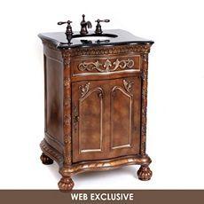 Everington Vanity Sink, 24in. at Kirkland's