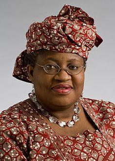 Ngozi Okonjo-Iweala, Finance Minister of Nigeria