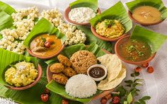 South Indian Thali