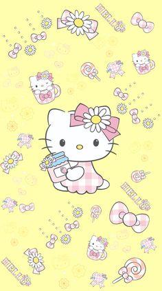 Hello Kitty Lockscreen