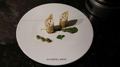 la cuisine j adore : CANNELLONIS FROIDS AU SAINTE – MAURE DE TOURAINE E...