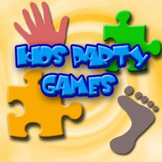Children's Party Games & Party Activities--I can't wait to give some of these a try with our children's church kids!